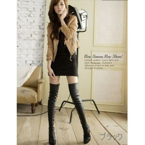 knee high boots code3