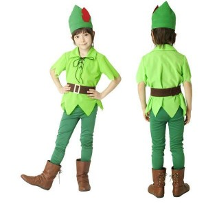 Halloween Peter Pan