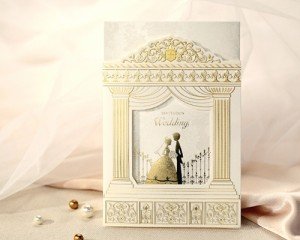 WeddingMessageCardーManner1