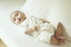 赤ちゃんの暑さ対策